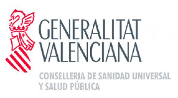 Convenio con la Conselleria de Sanidad Universal y Sanidad Pública