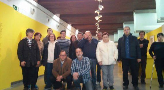 Visita a la exposición permanente del MUVIM «La Aventura del Pensamiento»