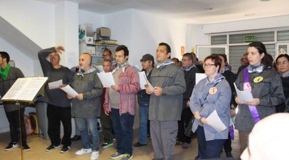 Dia de Fallas en la Asociación Albero