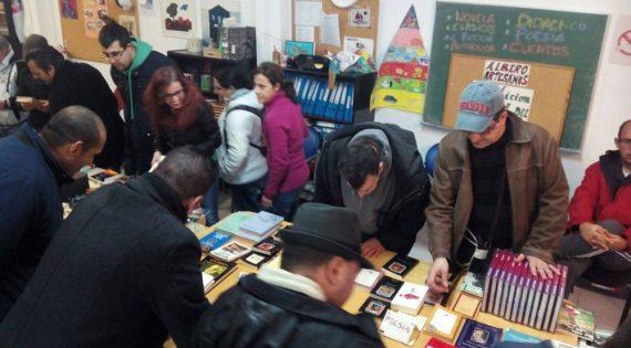 II Feria del Libro en Albero Artesanos