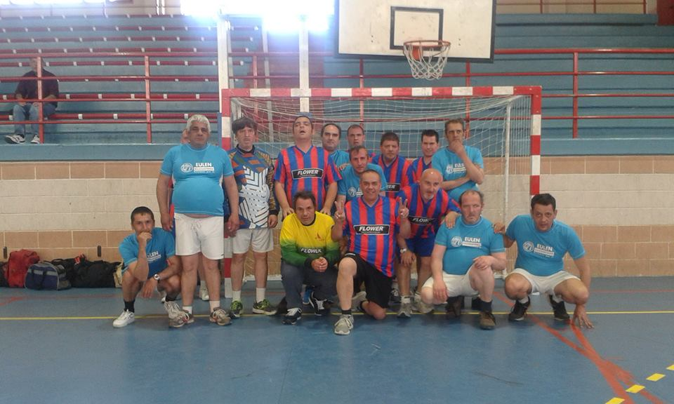 Jornada deportiva de convivencia en Sueca