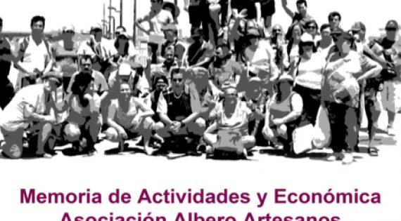 Memoria de Actividades y Económica 2015