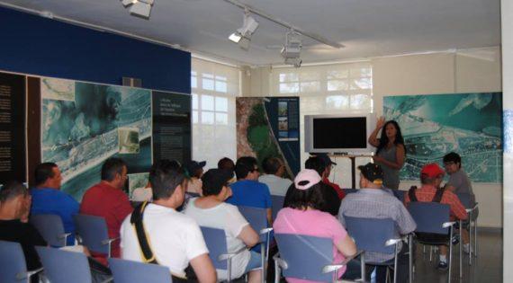 Visita al Centro de Recuperación de Aves del Saler