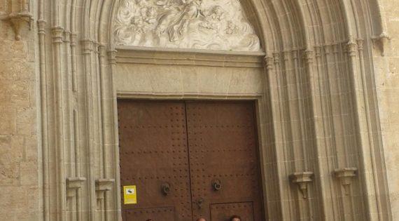 Visita a la Iglesia de San Nicolás