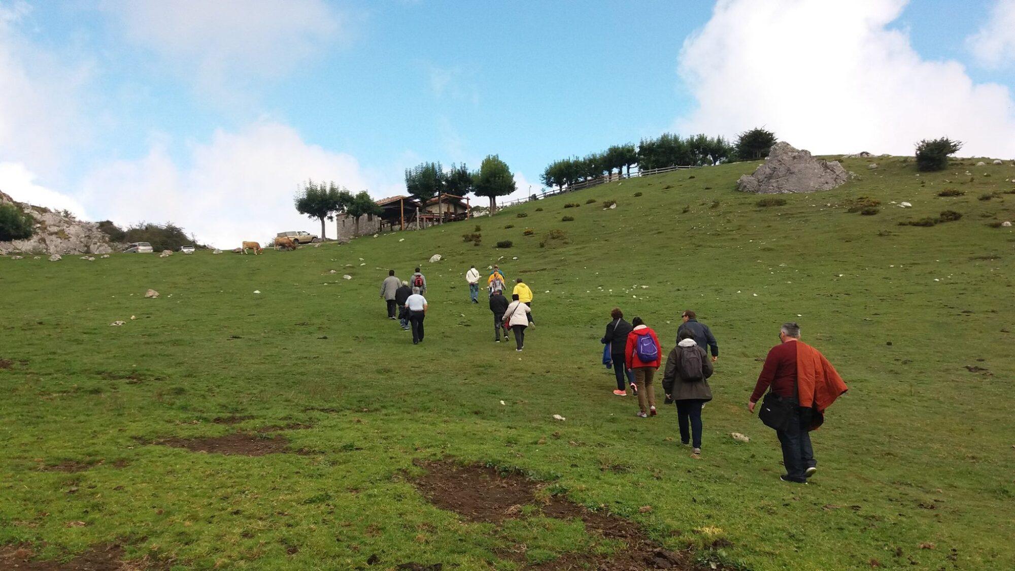 Cerámica de viaje a Asturias