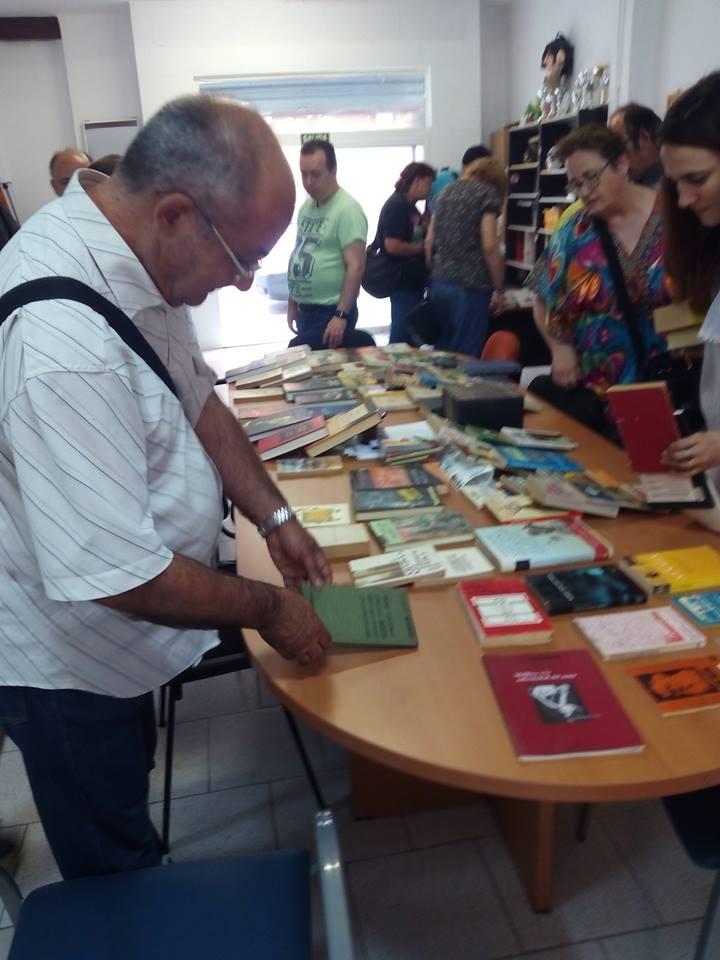 Dia del Libro en la Asociación