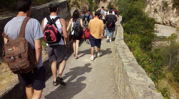 Excursión a Montanejos