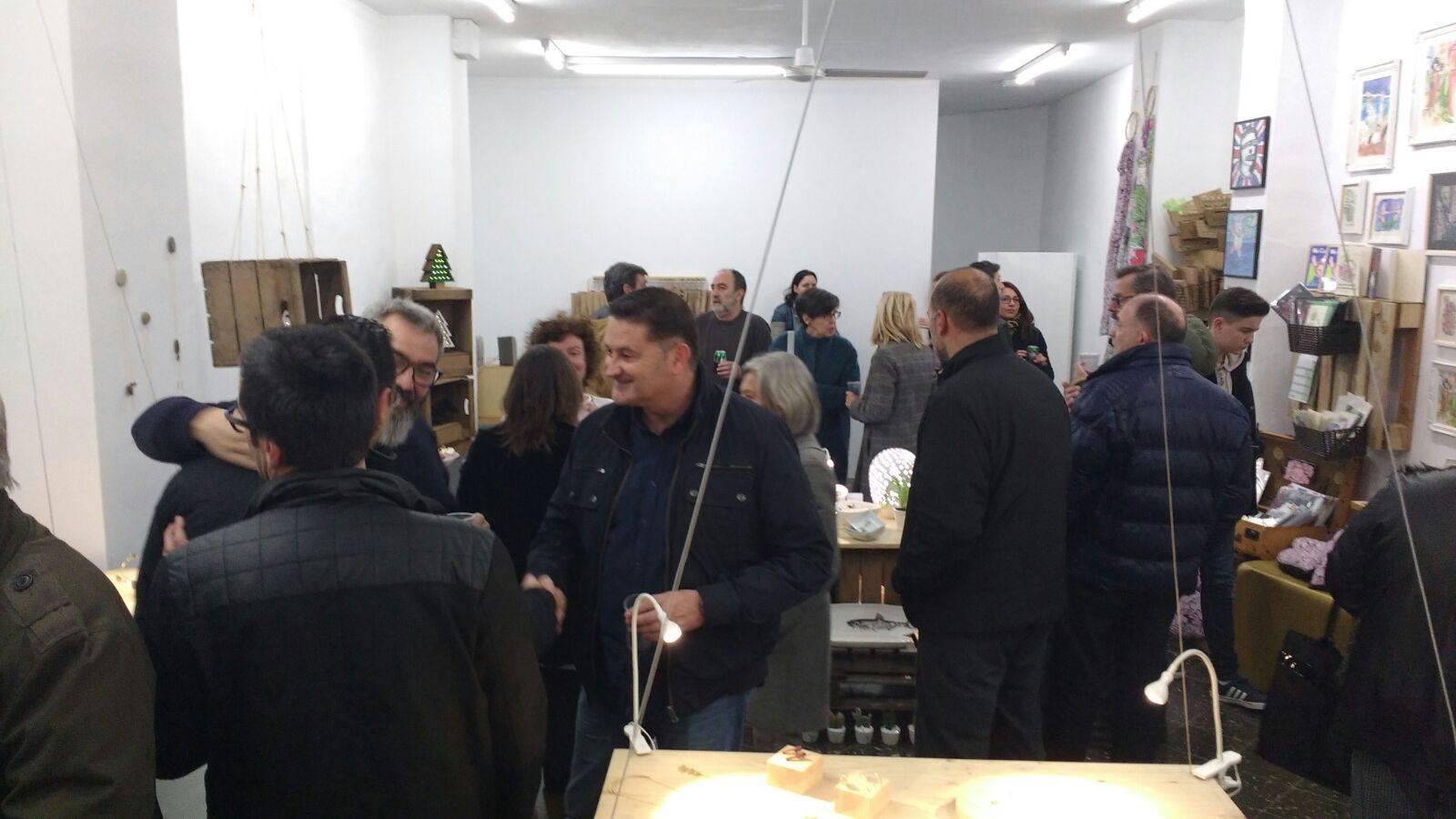 Expo Arte y Diseño en suspensión 7