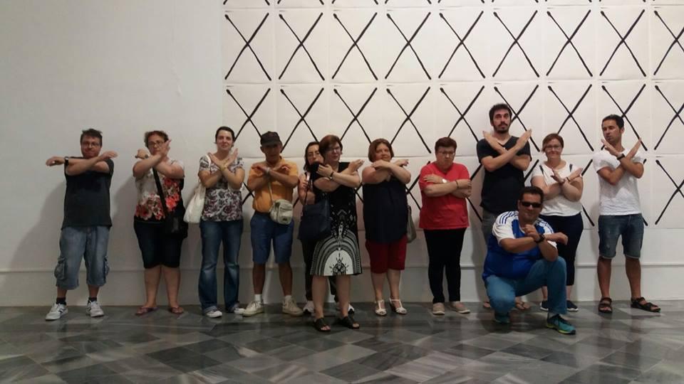 Visita a las exposiciones «Colecciones del Museo del Prado» y «Pam, Pam» en el Centro Cultural Del Carmen