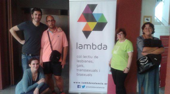 Exposición «Retratos íntimos activistas LGTB»