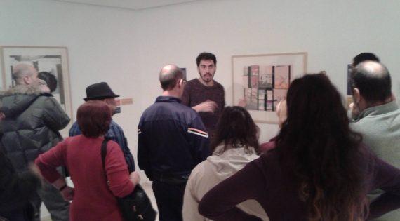 Exposición Richard Hamilton en el MUVIM