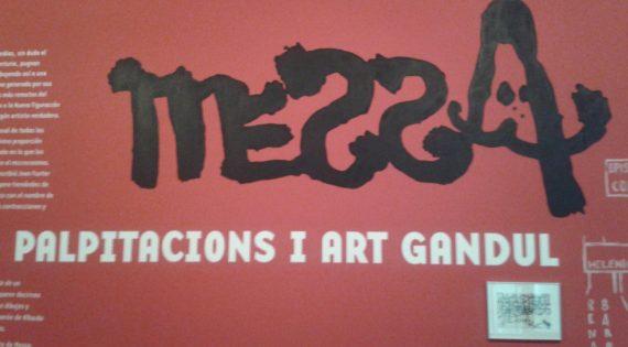 Exposición de Messa en el MUVIM