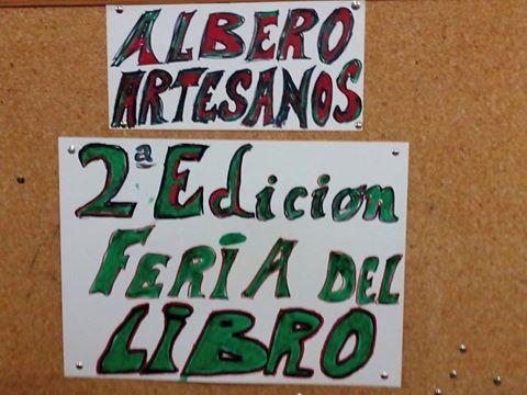 Feria del libro Albero Artesanos 1