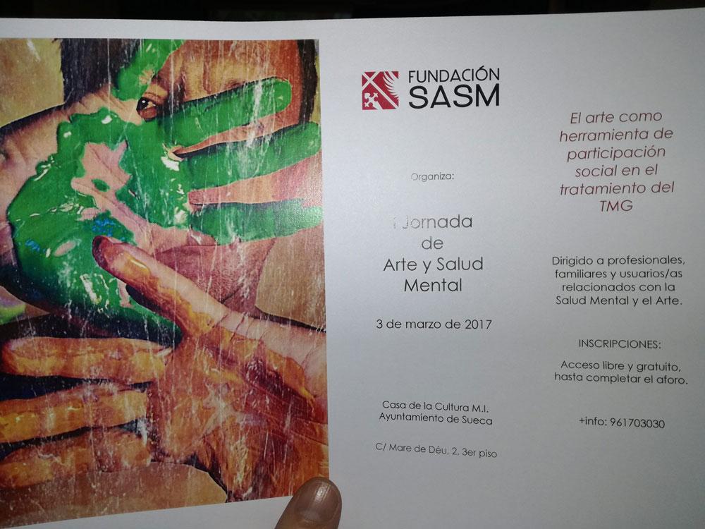 I Jornada de Arte y Salud Mental