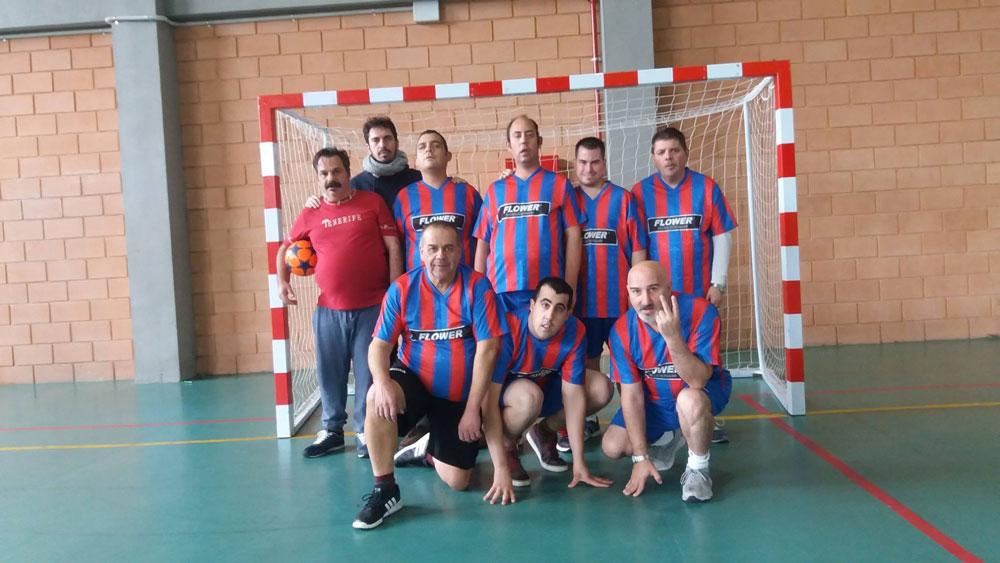 Partido de fútbol amistoso