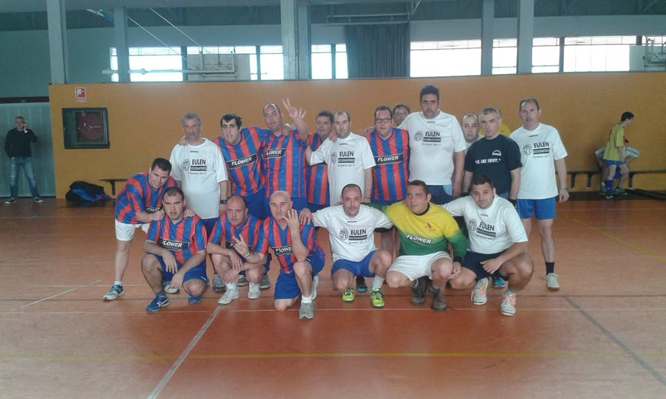 Primera jornada liga prosalud SASM 1