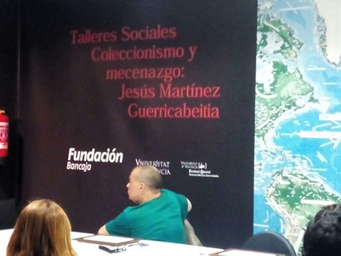 Taller Bancaja «Coleccionismo y Mecenazgo»