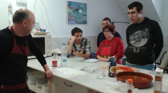 Taller de cocina: Arroz al Horno