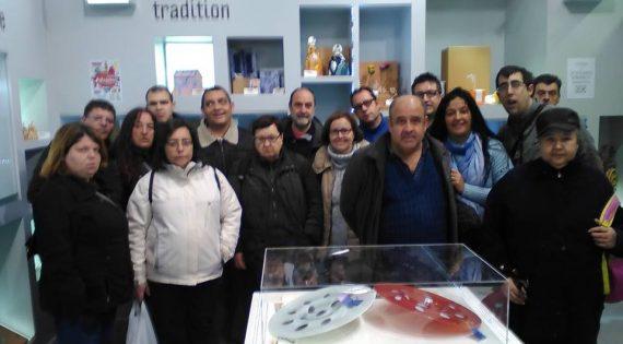 Visita al Centro de Artesanía
