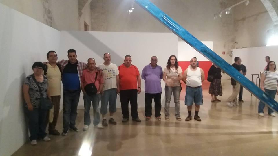 Visita Centro Cultural Carmen 1