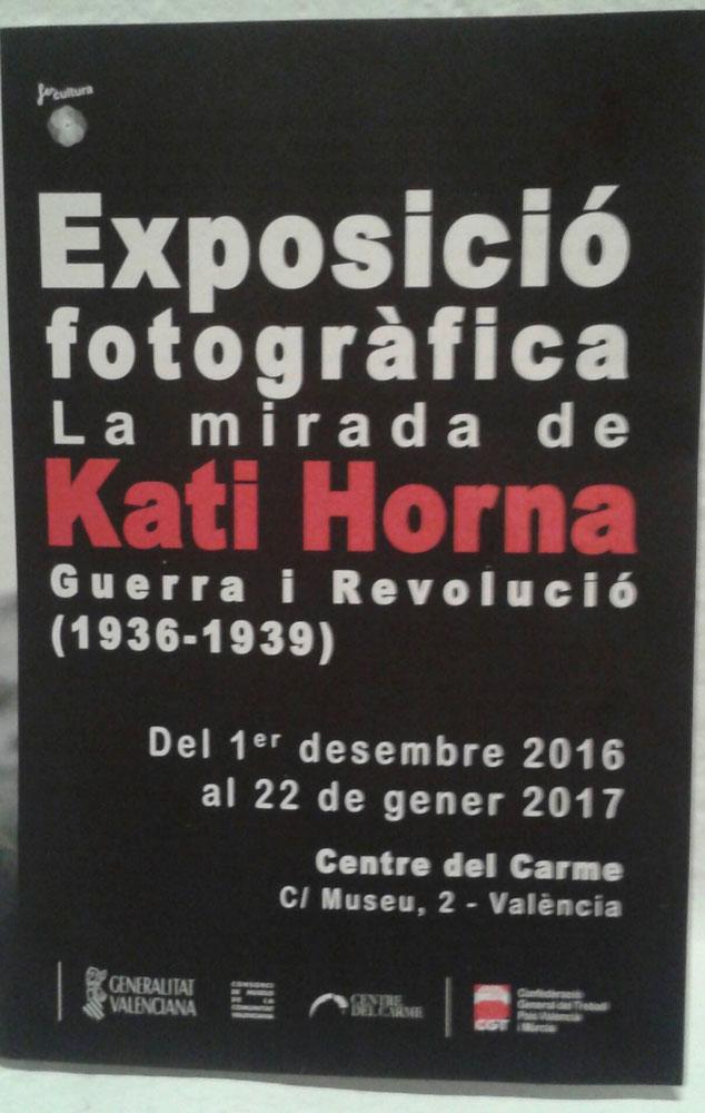 Visita al Centro Cultural El Carmen, Valencia