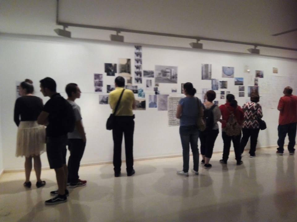 Visita a las exposiciones de Carmela García y de Josep Renau en el IVAM