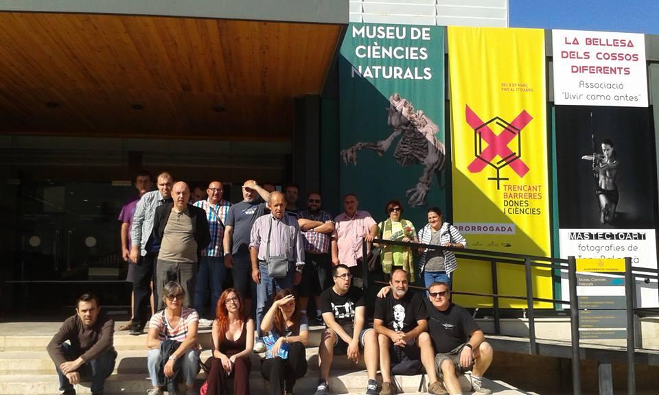 Visita Museo Ciencias Naturales Valencia 2