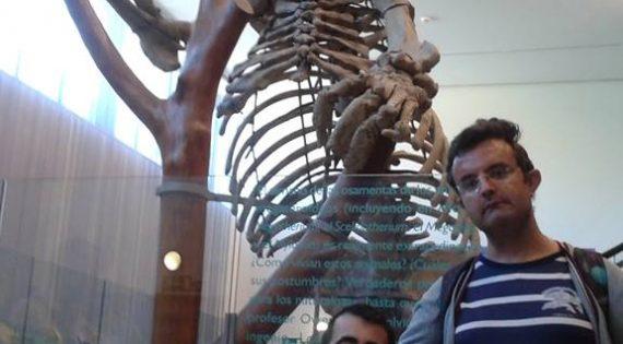 Visita al Museo de Ciencias Naturales de Valencia