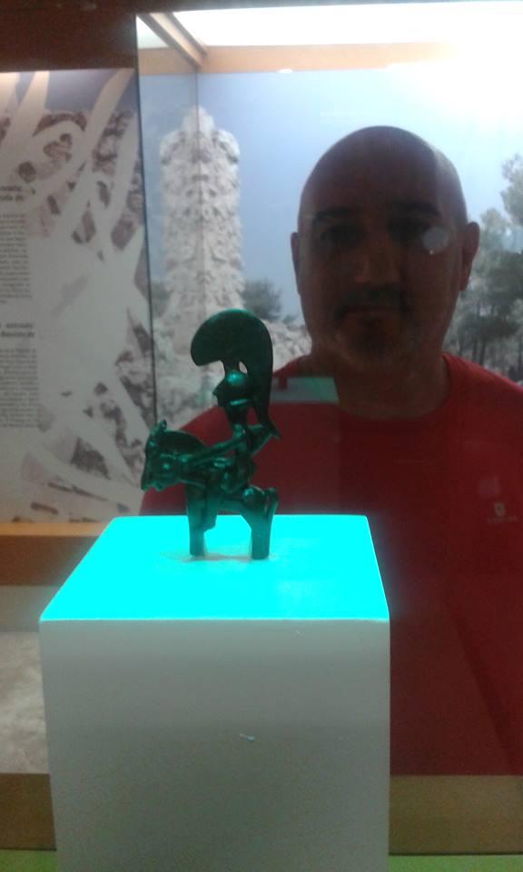 Visita guiada al Museo de Prehistoria, el Mundo Íbero y Romano