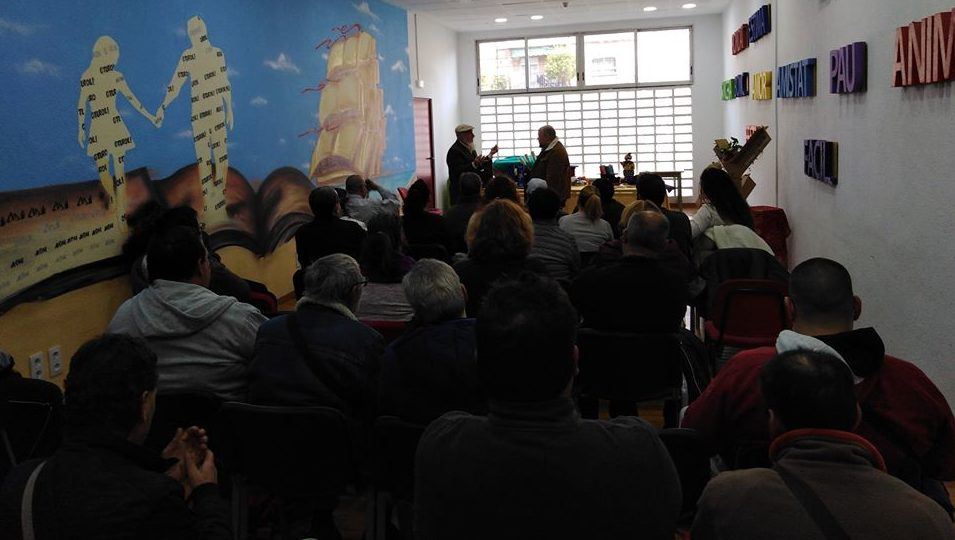 Sesión de Magia en la biblioteca de Aldaia