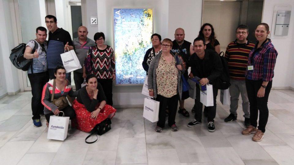 Albero Artesanos participa en los  Talleres Bancaja centrados en la artista Soledad Sevilla