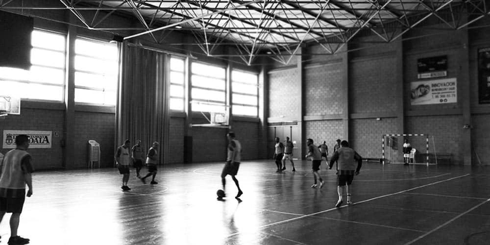 Programa de deportes (Albero Artesanos)